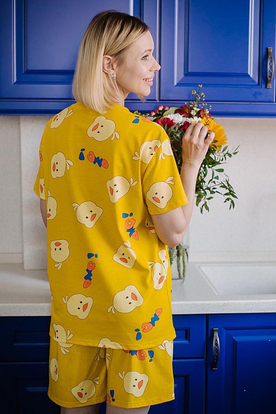 Пижама для женщин ALTEX 682659 купить оптом от производителя. Совместная покупка женской одежды в OptMoyo