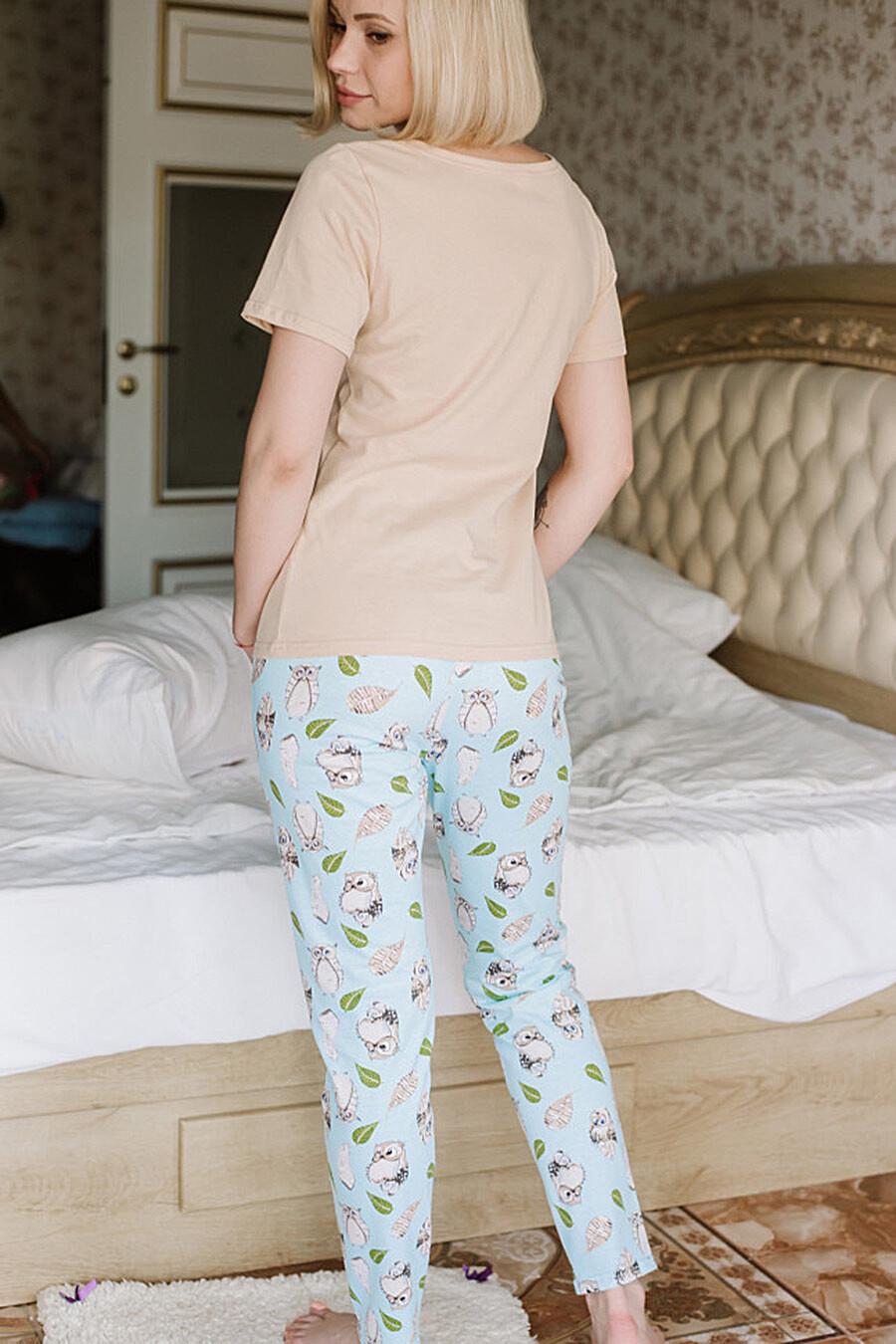 Пижама для женщин ALTEX 682663 купить оптом от производителя. Совместная покупка женской одежды в OptMoyo