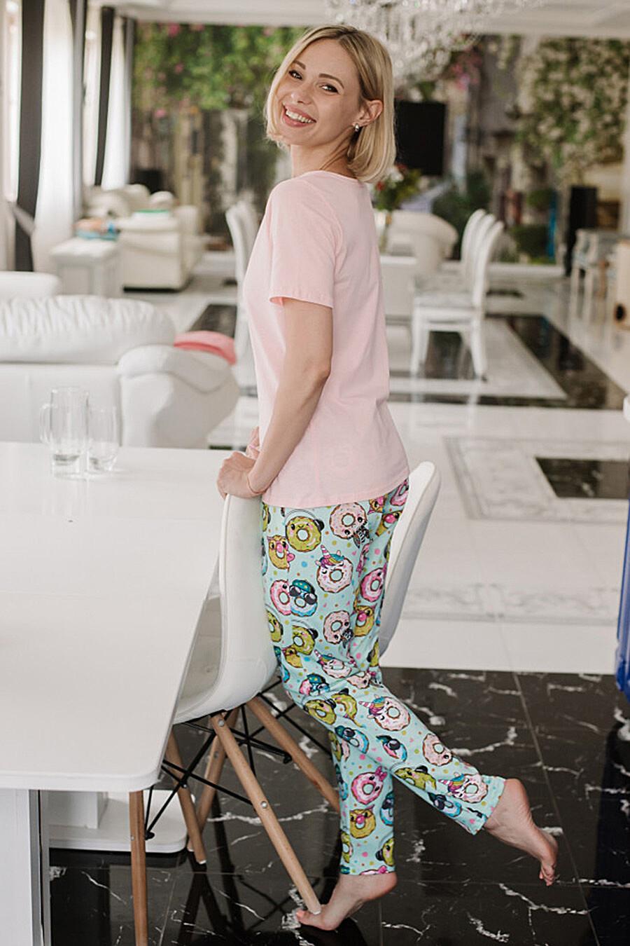 Пижама для женщин ALTEX 682664 купить оптом от производителя. Совместная покупка женской одежды в OptMoyo