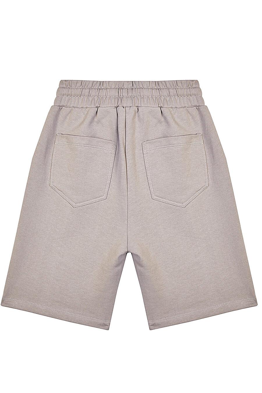 Костюм (Шорты+Свитшот) для мальчиков KOGANKIDS 682775 купить оптом от производителя. Совместная покупка детской одежды в OptMoyo