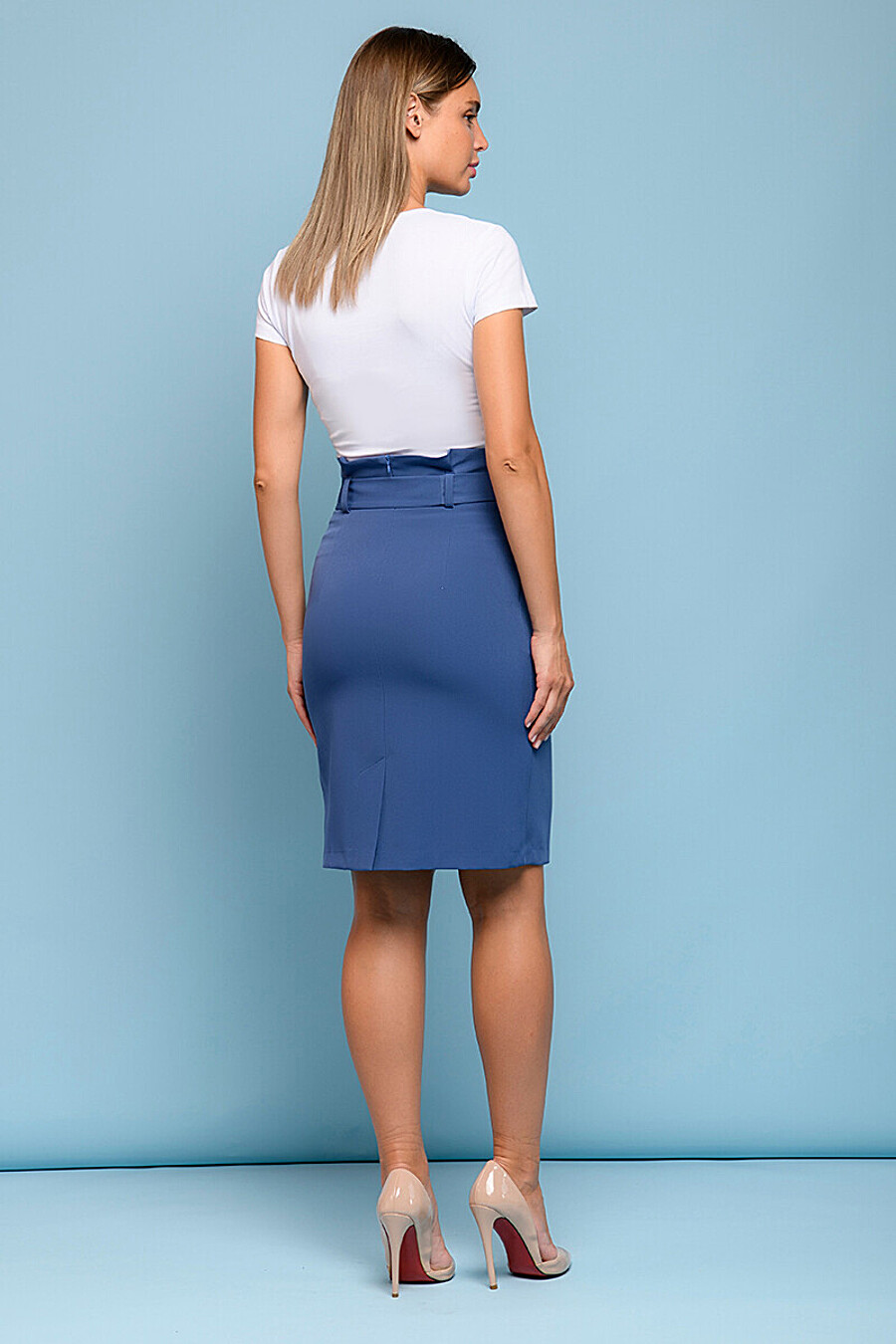 Юбка для женщин 1001 DRESS 683233 купить оптом от производителя. Совместная покупка женской одежды в OptMoyo