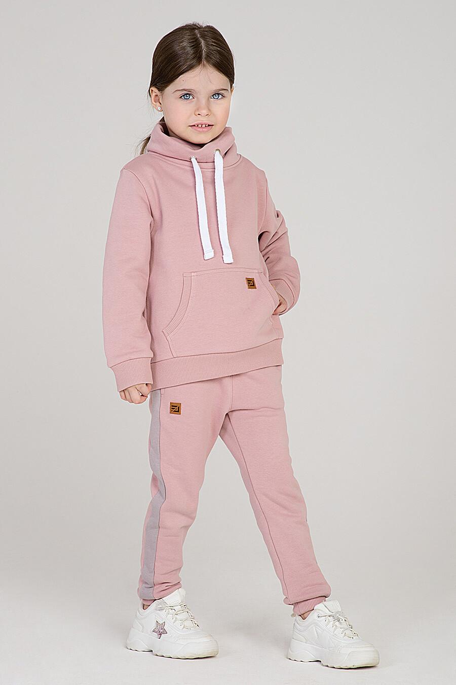 Худи для девочек EZANNA 699950 купить оптом от производителя. Совместная покупка детской одежды в OptMoyo