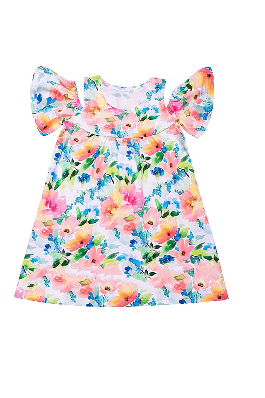 Туника  для девочек АПРЕЛЬ 699965 купить оптом от производителя. Совместная покупка детской одежды в OptMoyo