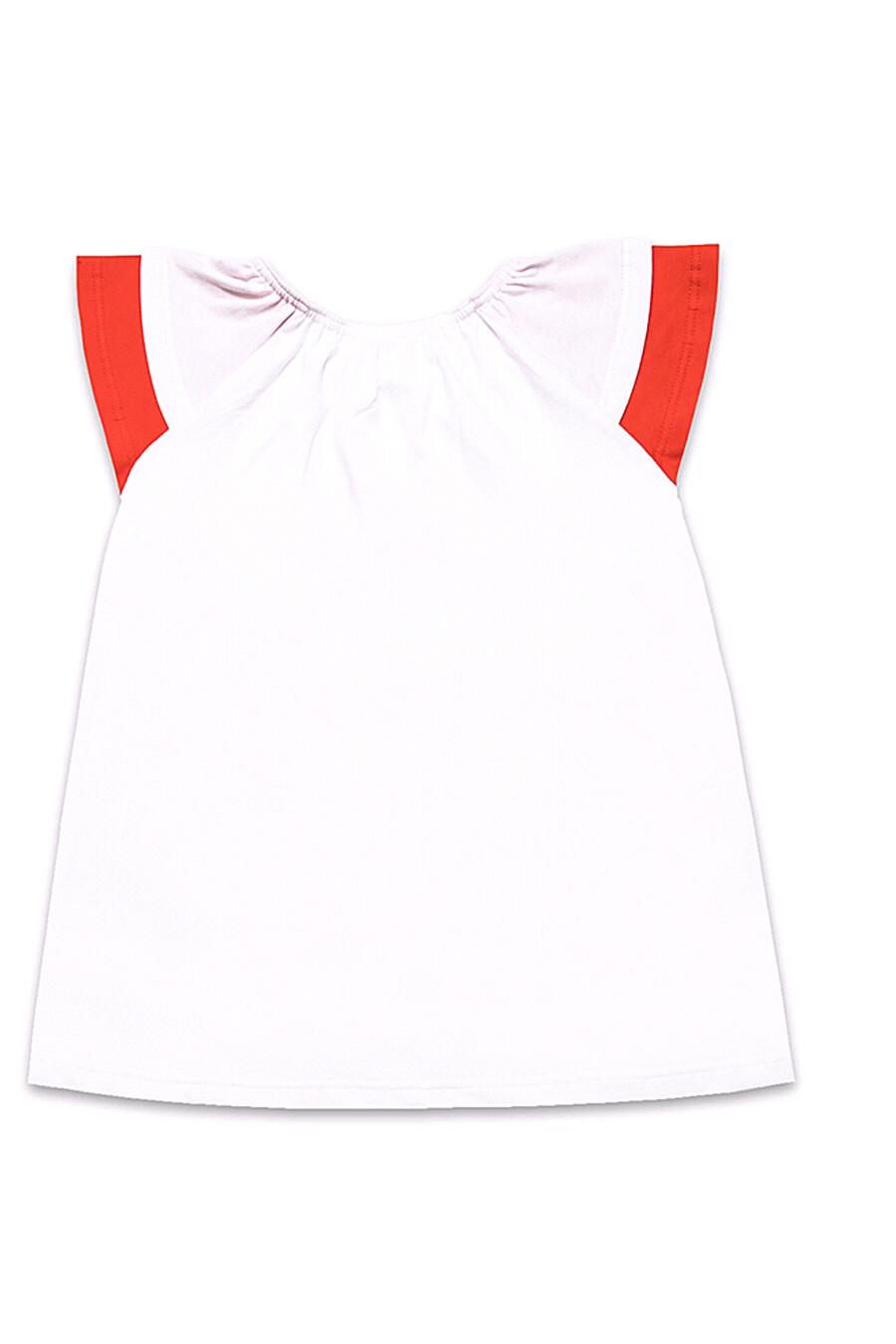 Туника  для девочек АПРЕЛЬ 699970 купить оптом от производителя. Совместная покупка детской одежды в OptMoyo