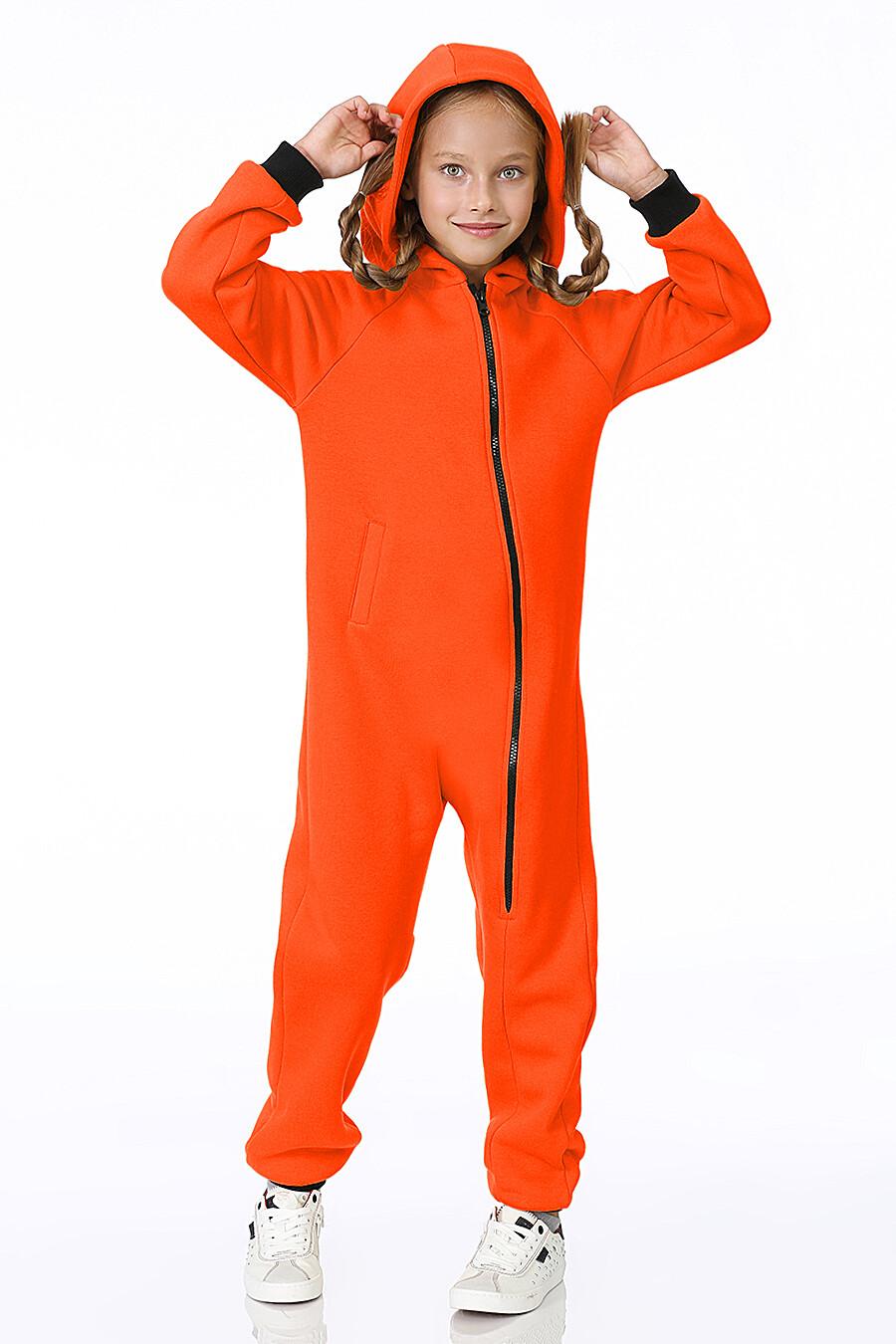 Комбинезон для девочек EZANNA 699995 купить оптом от производителя. Совместная покупка детской одежды в OptMoyo