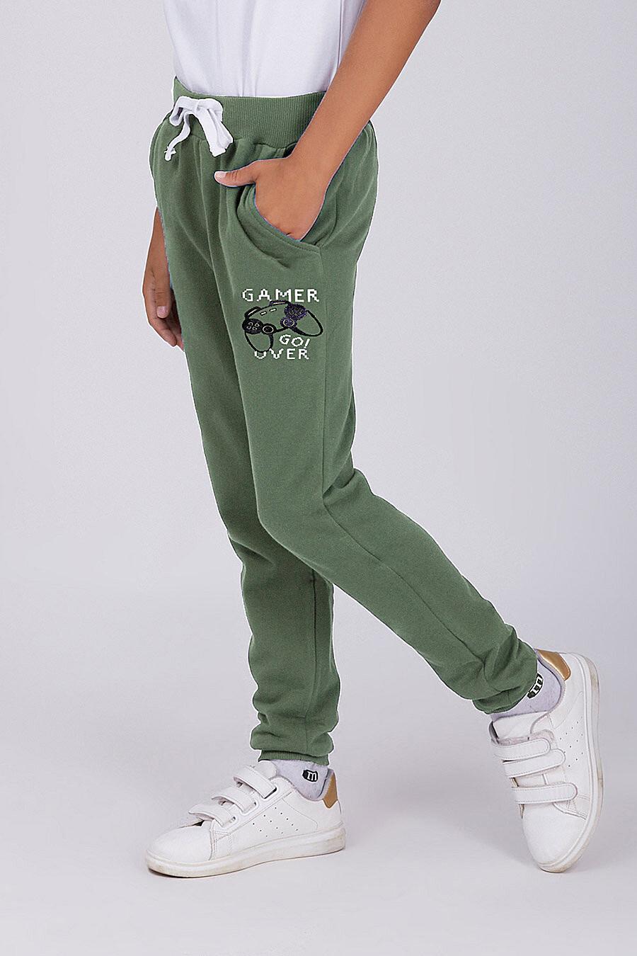Брюки для мальчиков ROXY FOXY 700012 купить оптом от производителя. Совместная покупка детской одежды в OptMoyo