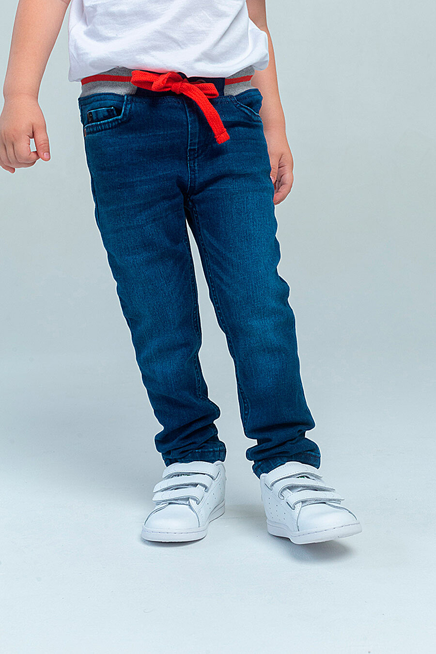Джинсы для мальчиков ROXY FOXY 700024 купить оптом от производителя. Совместная покупка детской одежды в OptMoyo