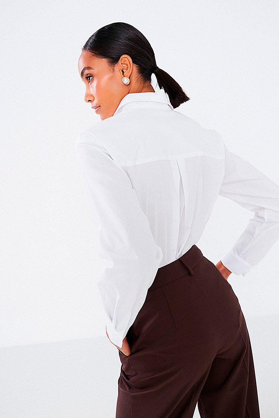 Блуза для женщин DELIA 700036 купить оптом от производителя. Совместная покупка женской одежды в OptMoyo