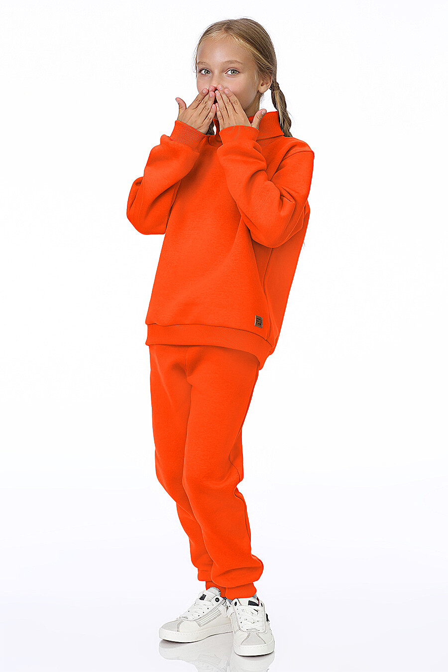 Водолазка для девочек EZANNA 700388 купить оптом от производителя. Совместная покупка детской одежды в OptMoyo