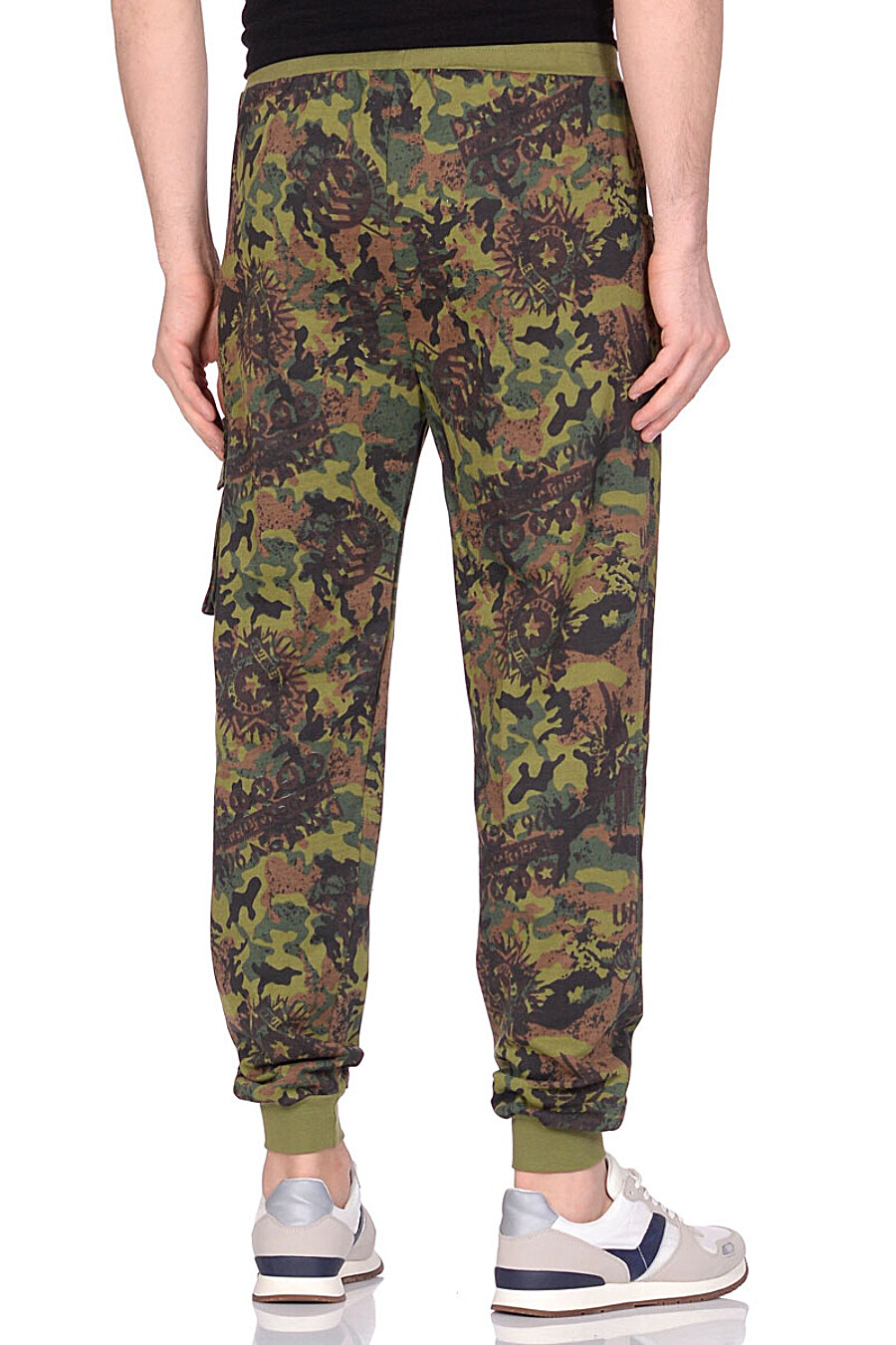 Брюки для мужчин N.O.A. 700447 купить оптом от производителя. Совместная покупка мужской одежды в OptMoyo