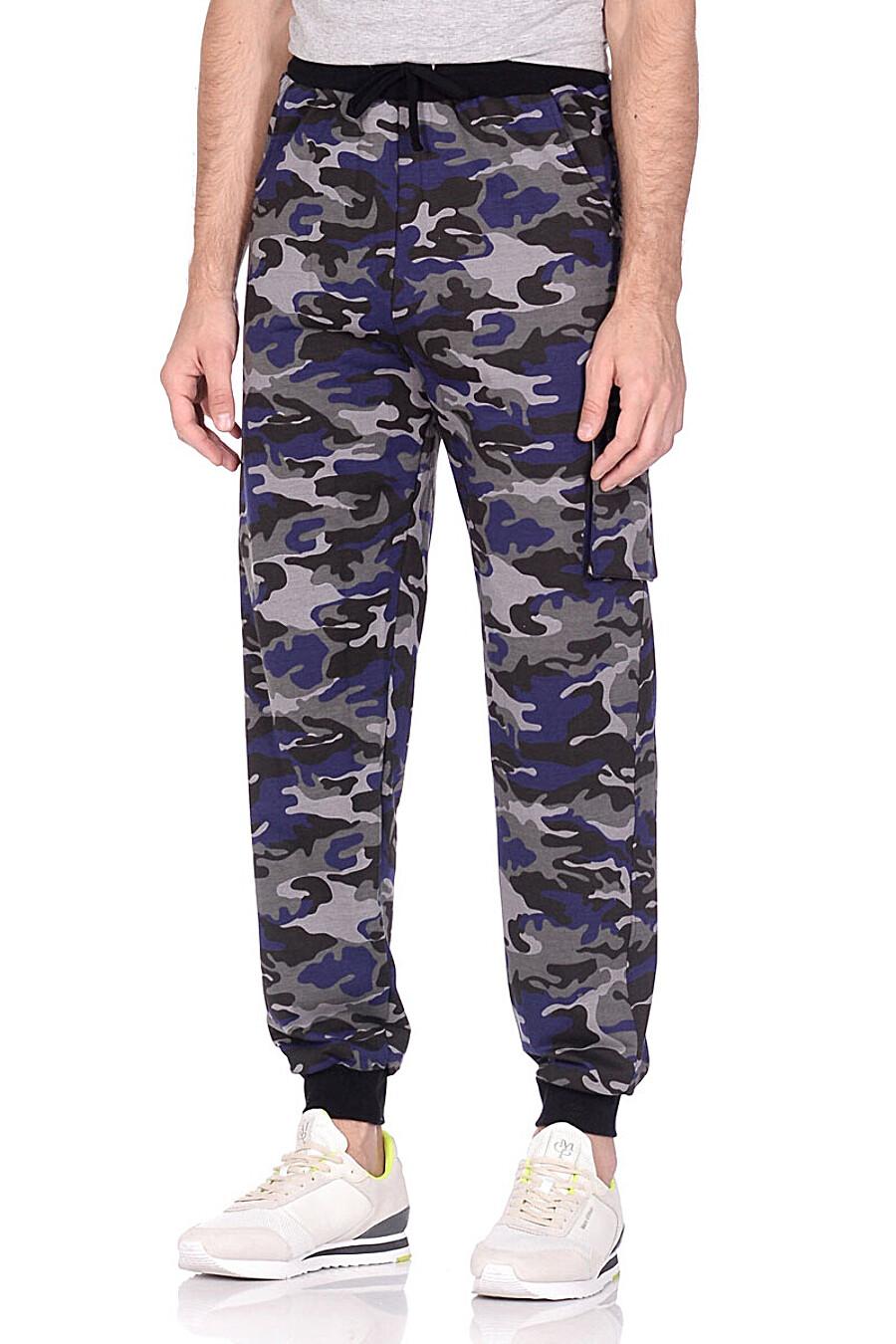 Брюки для мужчин N.O.A. 700448 купить оптом от производителя. Совместная покупка мужской одежды в OptMoyo