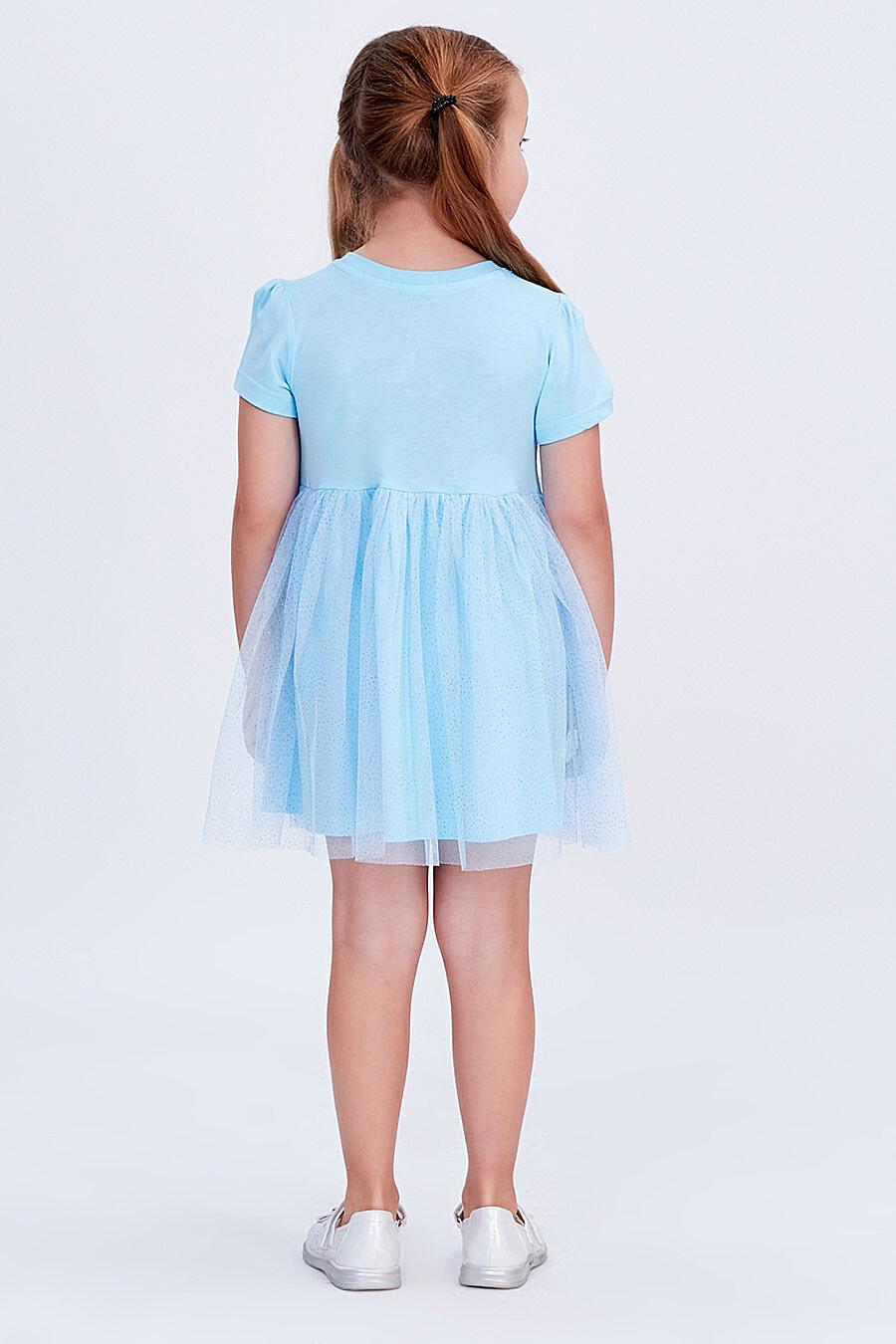 Платье для девочек ROXY FOXY 707296 купить оптом от производителя. Совместная покупка детской одежды в OptMoyo