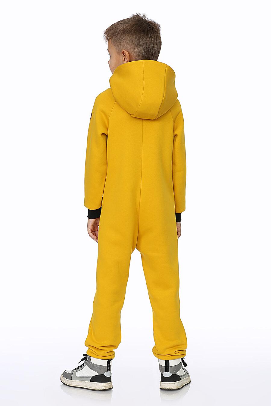 Комбинезон для мальчиков EZANNA 707506 купить оптом от производителя. Совместная покупка детской одежды в OptMoyo
