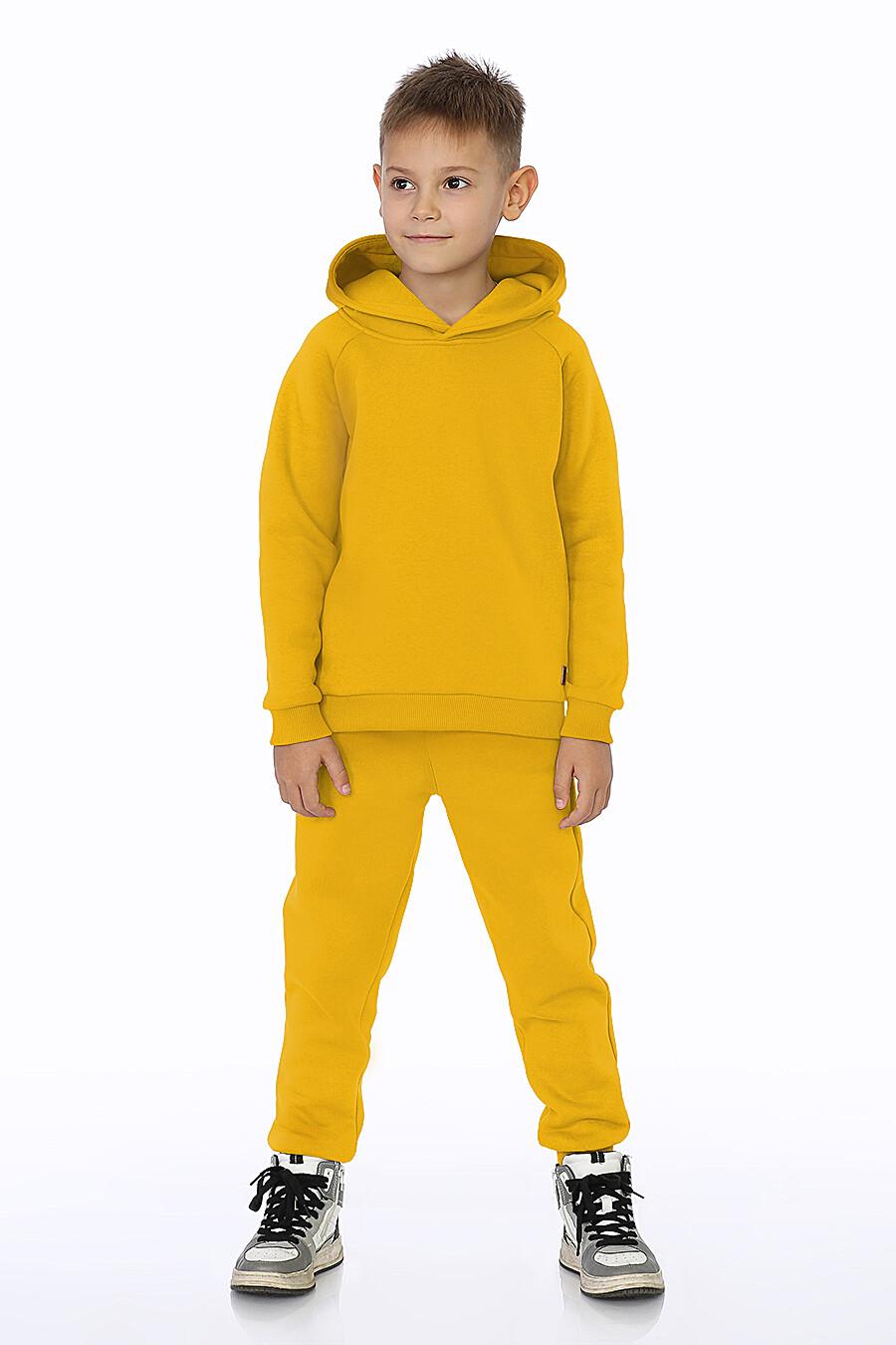 Худи для мальчиков EZANNA 707578 купить оптом от производителя. Совместная покупка детской одежды в OptMoyo