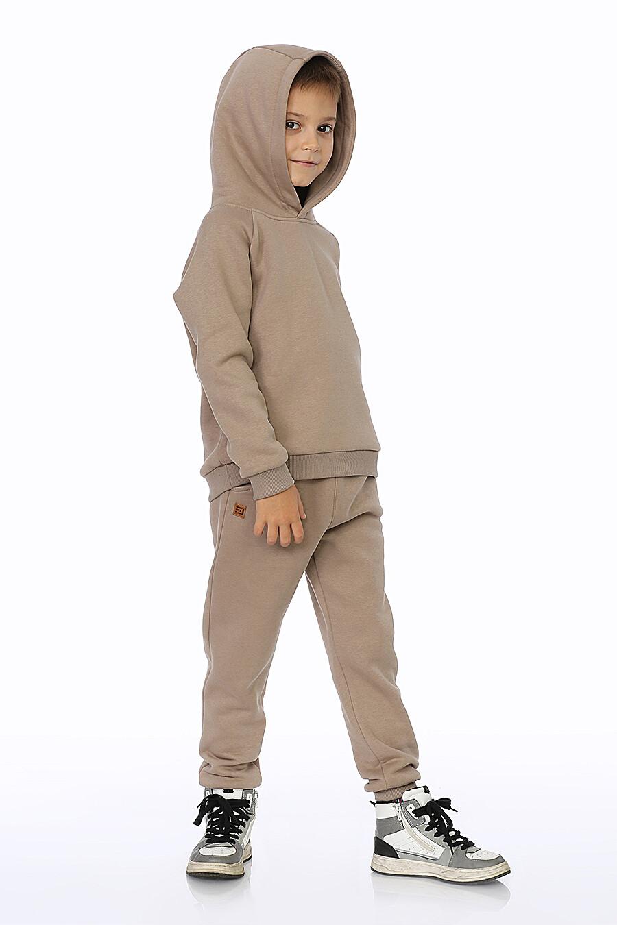 Худи для мальчиков EZANNA 707582 купить оптом от производителя. Совместная покупка детской одежды в OptMoyo