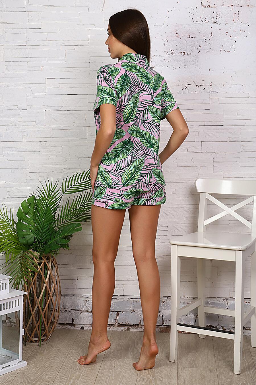 Пижама 11621 для женщин НАТАЛИ 707709 купить оптом от производителя. Совместная покупка женской одежды в OptMoyo