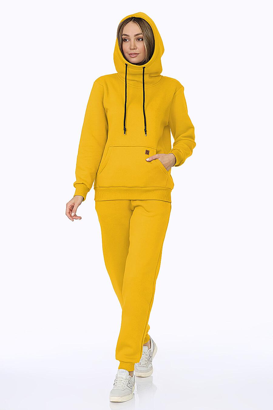 Худи для женщин EZANNA 707905 купить оптом от производителя. Совместная покупка женской одежды в OptMoyo