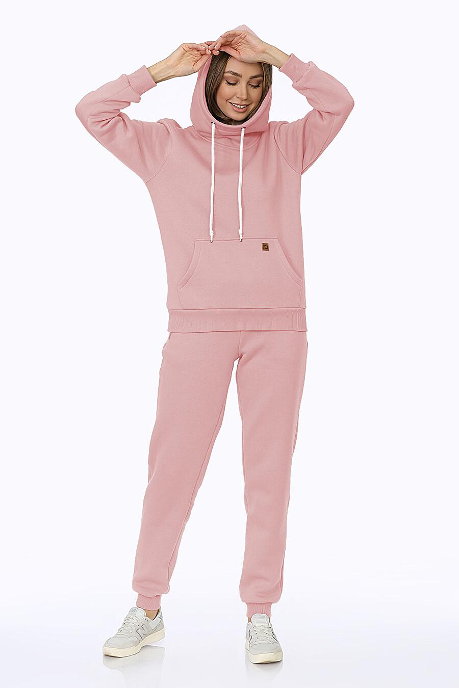 Худи для женщин EZANNA 707972 купить оптом от производителя. Совместная покупка женской одежды в OptMoyo