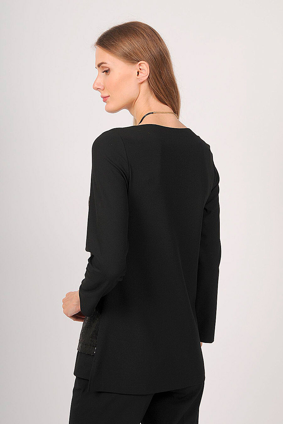 Блуза для женщин VEMINA 708178 купить оптом от производителя. Совместная покупка женской одежды в OptMoyo