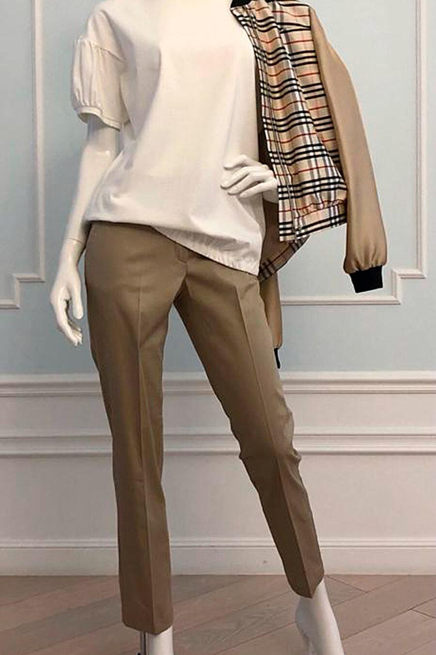 Брюки для женщин VEMINA 708192 купить оптом от производителя. Совместная покупка женской одежды в OptMoyo