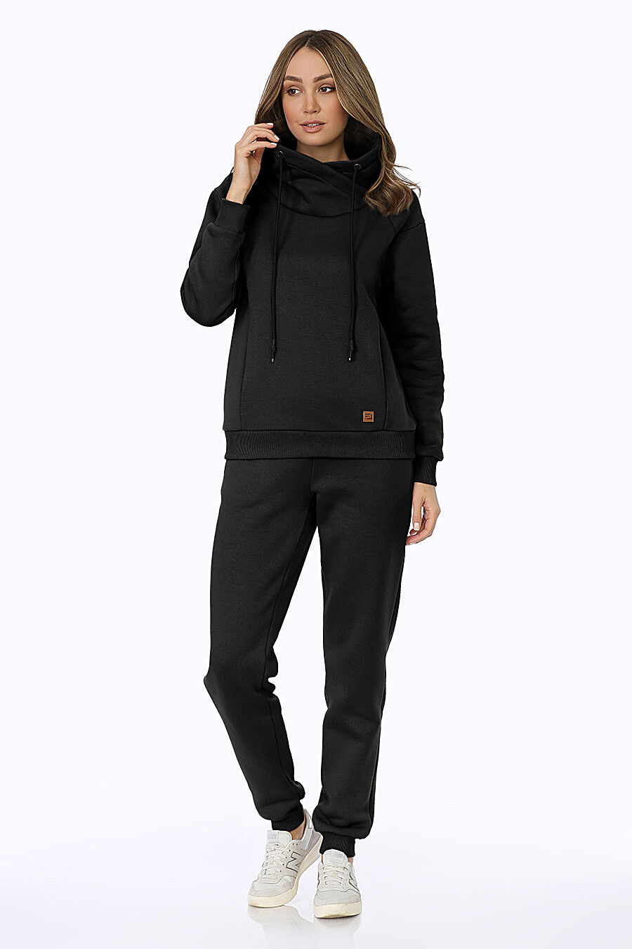 Худи для женщин EZANNA 708231 купить оптом от производителя. Совместная покупка женской одежды в OptMoyo