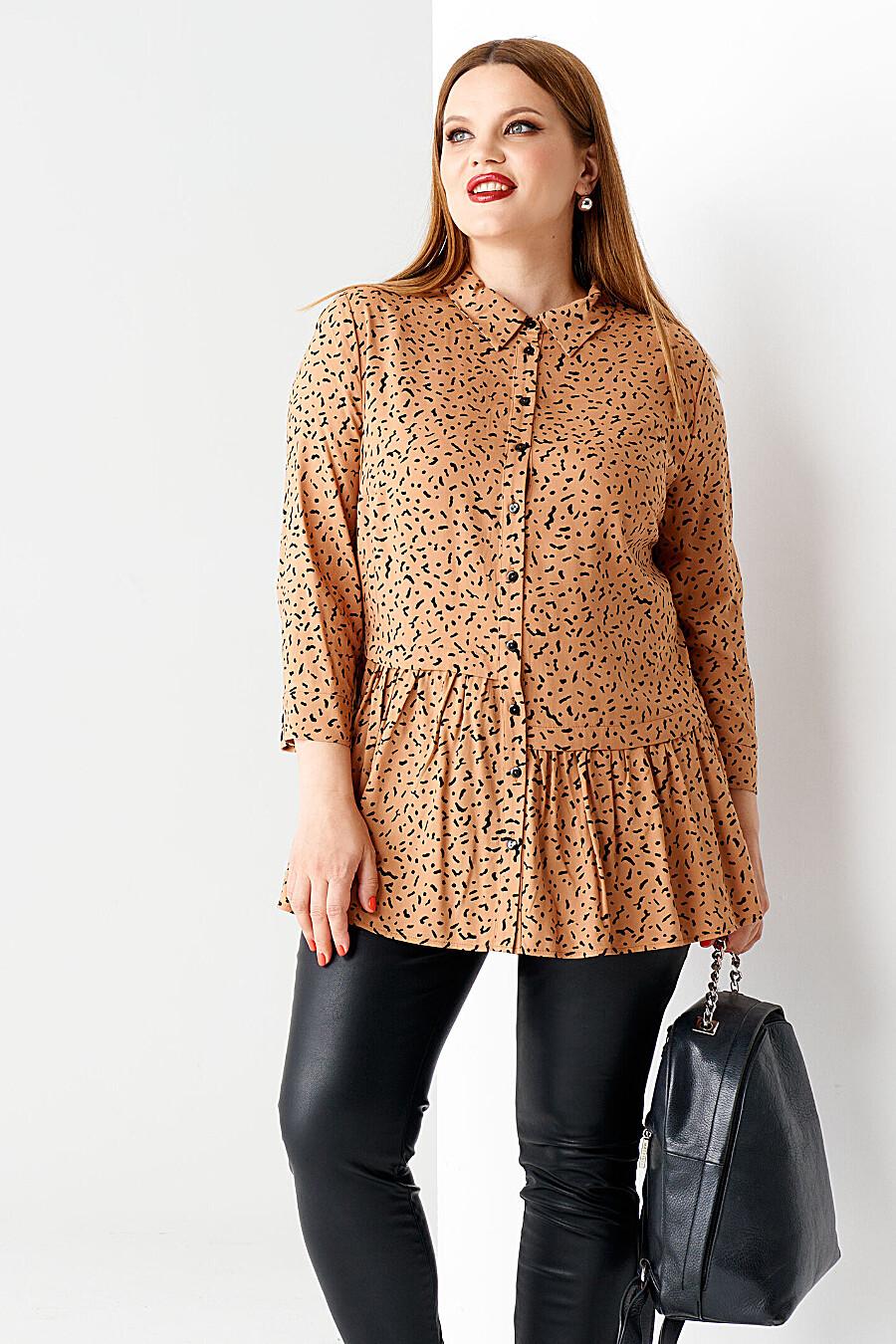 Блуза для женщин PANDA 708642 купить оптом от производителя. Совместная покупка женской одежды в OptMoyo