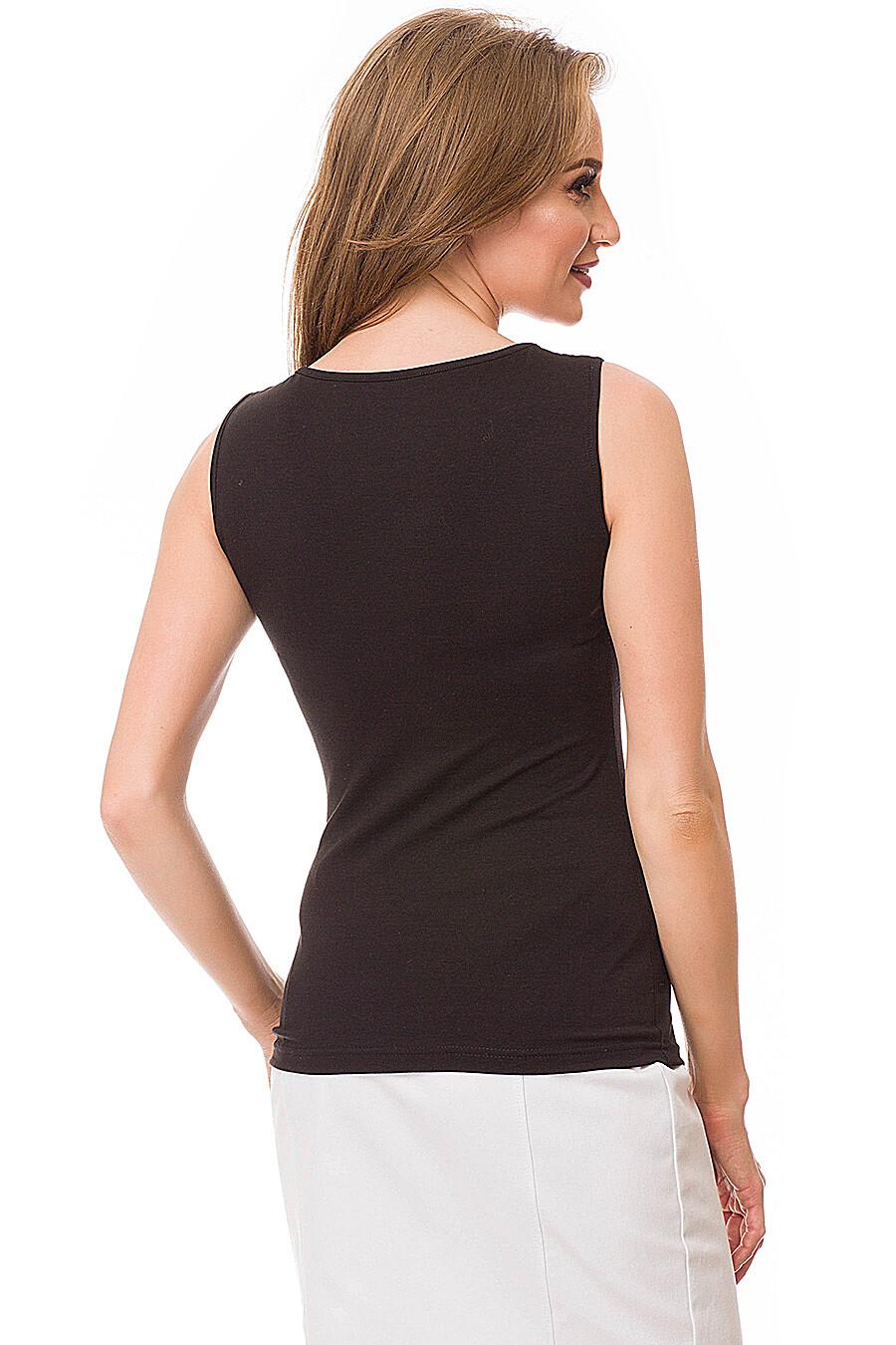 Майка для женщин FOUR STYLES 81625 купить оптом от производителя. Совместная покупка женской одежды в OptMoyo