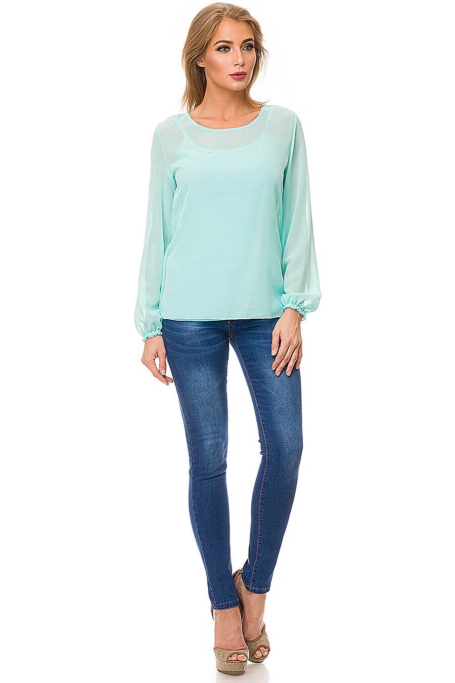 Комплект (Блуза + Топ) #87087
