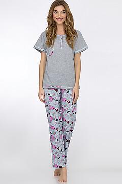 Пижама (футболка +брюки)
