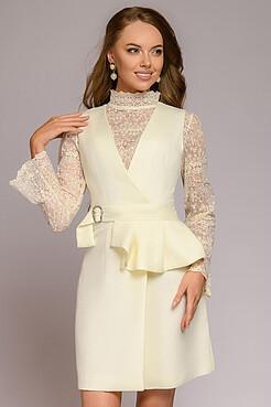 Платье-жилет 1001 DRESS