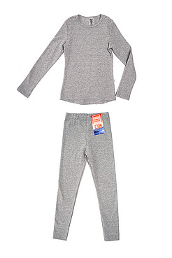 Комплект (фуфайка+брюки) CLEVER