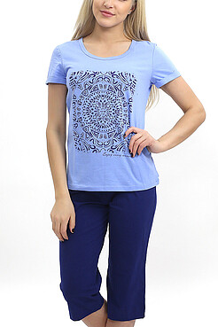 Комплект (футболка+бриджи) CLEVER