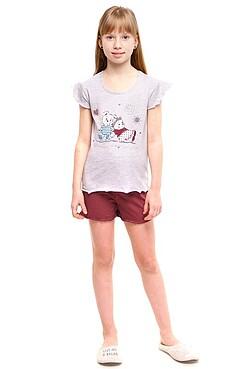 Пижама (футболка+шорты) Archi