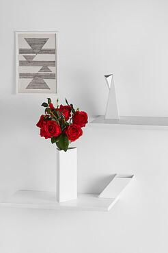 Интерьерный букет Цветы любви из 7 веточек розы Nothing But Love