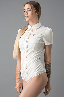 Блузка-боди MERSADA