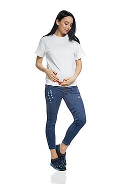 Джеггинсы для беременных MERSADA