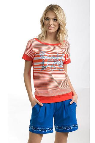 Пижама (Шорты+Футболка) PELICAN