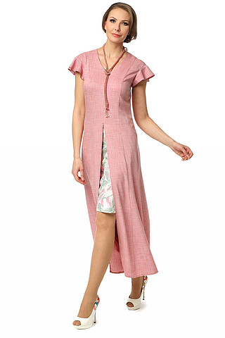 Комплект (Платье+Юбка) DIWAY