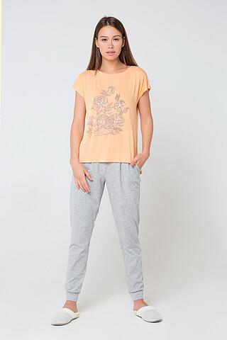Комплект (футболка+брюки) TRIKOZZA