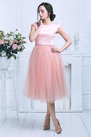 "Платье ""Сахарная вата"" MERSADA"