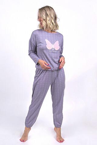 Пижама (Брюки+Джемпер) INDEFINI