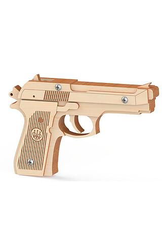 Конструктор-пистолет HAPPYKON