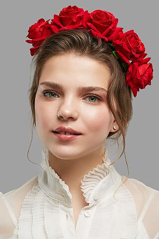 Ободок с розами Изысканность королевы Nothing But Love
