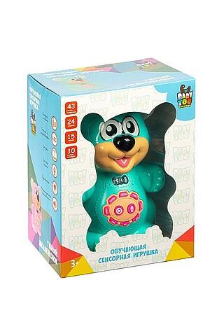 Интерактивная развивающая игрушка BONDIBON