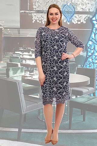 Платье Полоса НАТАЛИ