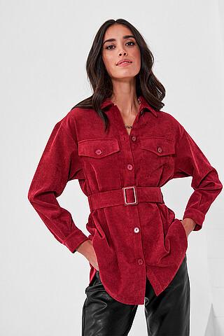 Куртка-рубашка VITTORIA VICCI
