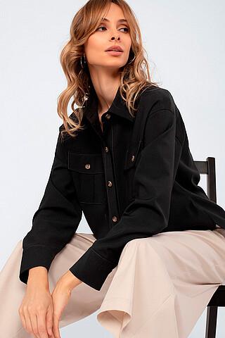 Блуза-рубашка POMPA