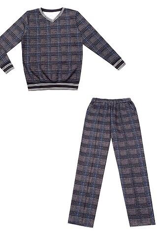 Костюм (пуловер+брюки) АПРЕЛЬ