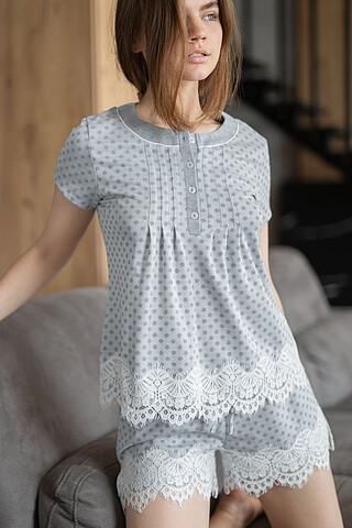 Комплект(Блуза+Шорты) OPIUM