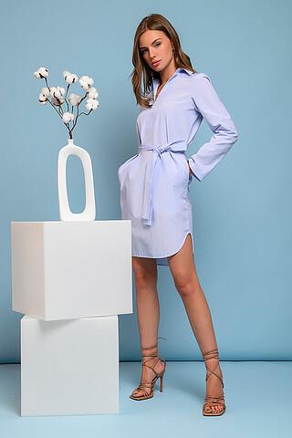 Платье-рубашка 1001 DRESS